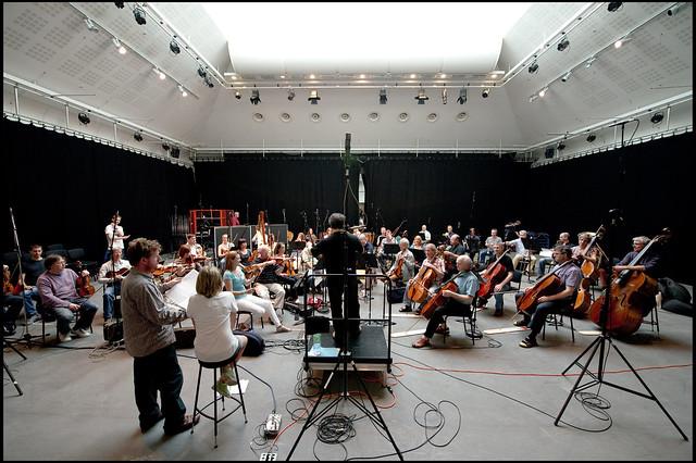 Fanfare Recording Session 2011