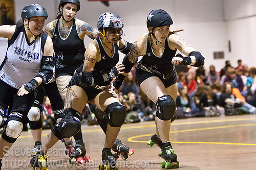 Chicago Outfit vs. Tri-City