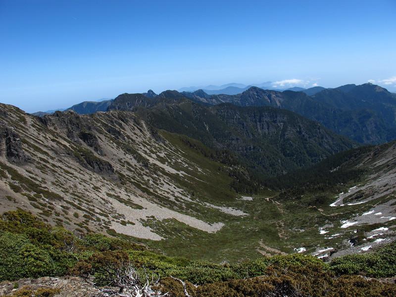 大-聖稜線