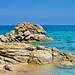 Corse du sud, Porto-Vecchio, Punta di Benedettu, une crique 15