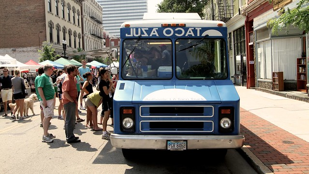 OTR :: Celebrate Summer :: Taco Azul