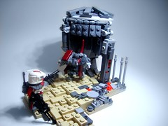 Mission 7.1 (jestin pern) Tags: fiction trooper star lego space 7 science 71 company corps mission fi wars squad clone yankee sci gand legion crusaders 457th 707th