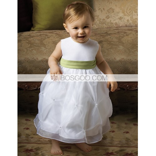 Ball-Gown-Jewel-Ankle-length-Organza-Satin-Flower-Girl-Dress