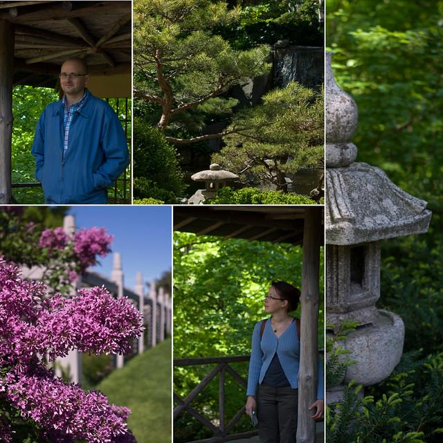 Arboretum Collage