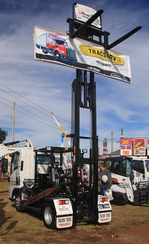 Light Truck Forklift