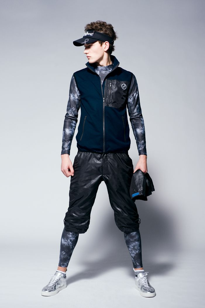 Jakob Hybholt0214_JOSEPH SPORT 2011 Spring-Summer Collection(Official)