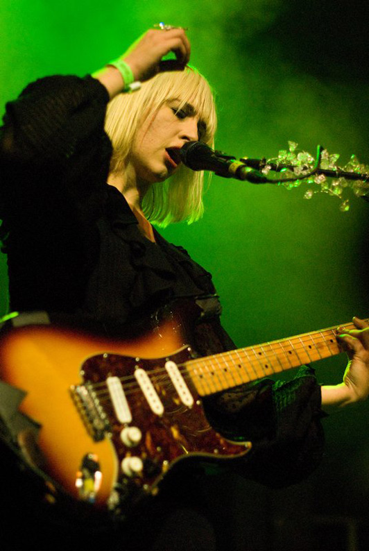 The Joy Formidable @ Dot to Dot Festival