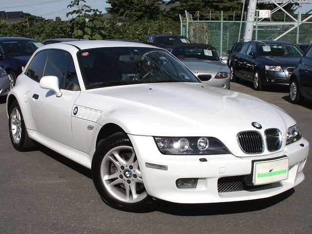 2002 Z3 Coupe Alpine White Black Coupe Cartelcoupe