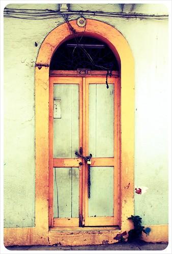 Casco viejo door