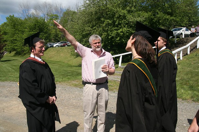 Grad's Receive Instructions