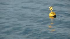 Bobbing Bob Kemp Buoy (Rusty Marvin - JohnWoracker.com) Tags: buoy buoyant bobkemp