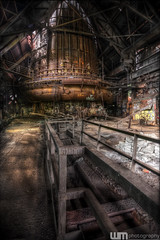 The Icon (billmclaugh) Tags: mill abandoned photoshop canon rebel iron pittsburgh pennsylvania steel tokina urbanexploration furnace tamron 1224mm hdr highdynamicrange blaster ue molten lightroom urbex carriefurnace photomatix 2875mm greatphotographers xti viveza