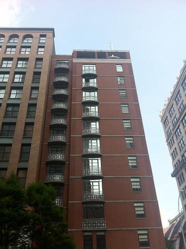 Hotel Giraffe, Park Avenue South and E. 26th St.