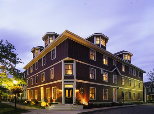 The Great George: Charlottetown's Historic Boutique Hotel
