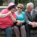 Ward 2's Maureen Scally with Mayor Bratina and his wife, Carol