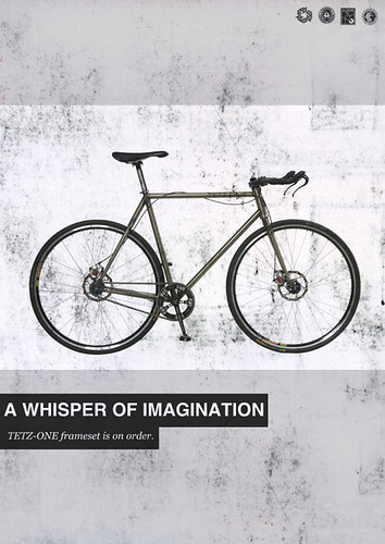 TETZ-ONE, A WHISPER OF IMAGINATION.