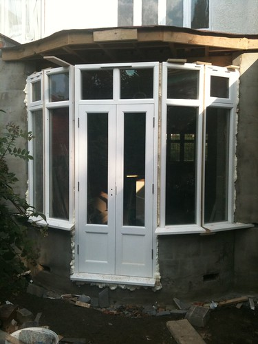 bay window - one day there'll be patio under the threshold... by sashinka-uk