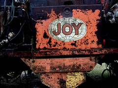 "La ""Joy"", dtail - Neufchef (57) - France (Didier Hubert Photography) Tags: france mine photographie machine lorraine industrie moselle photographe sidrurgie engins minedefer excavatrice neuchef dsindustrialisation didierhubert"