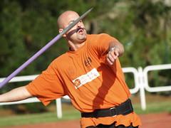 Memorial Silvia Mazn 2009 (Gijn) (F. Ovies) Tags: atletismo jabalina lanzamientos