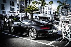 Porsche 911 Turbo S (Puerto Banús) (Nash FRosso) Tags: agera aventador awesome banus california fast gallardo jackts lamborghini marrusia nature pagani camaro beautiful mclaren monaco vivasaab ferrari zonda special supercar supercars murcielago continental shoty slr sunset ss sp sport spyder rs best rolls koenisegg photoshot gorgeous 1100d woderful f40 f50 gt3 gt 300kmh canon lp560 lp700 luxury bentley couple nice b7 599 458 911 991 worldcars voiture véhicule voituredecourse courseautomobile voituredesport extérieur porsche turbo s black noir nero puerto ignacio armenteros spotted nikon