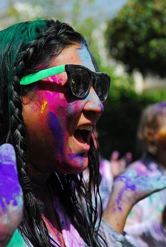 Holi Fest and Amber Fort - Jaipur Day 2 183