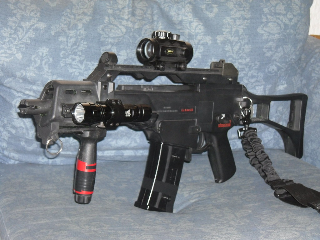 CSI G36C AEG AIRSOFT GUN  AEG AIRSOFT GUN - AVERAGE COST OF A FRANCHISE
