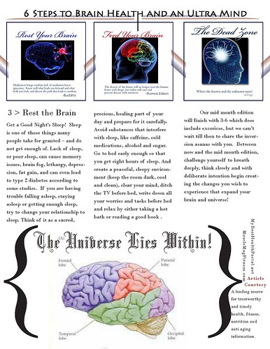 6 Steps to Boost Brain Power pg 2