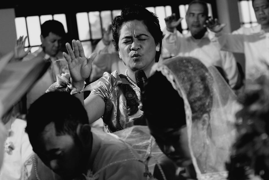 Cebu Wedding Photographer, Wedding in Chateau de Busay