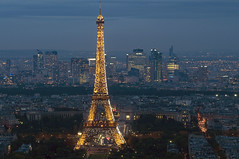 France - Paris 75014 - La Tour Eiffel (Thierry B) Tags: france skyline night geotagged photography frankreich europe cityscape exterior photos nacht outdoor dr frana bynight toureiffel monuments geotag fr extrieur iledefrance nocturne parijs idf pars parigi   tourmontparnasse  geolocation pras  photographies gustaveeiffel 75014     horizontales europedelouest   noctambule heurebleue      photosnocturnes gotagg thierrybeauvir  beauvir wwwbeauvircom droitsrservs heuremagique  20101027