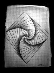 An endless maze... almost an endless.. (Gunay Kazimli) Tags: work blackwhite image drawing picture maze graphical endless