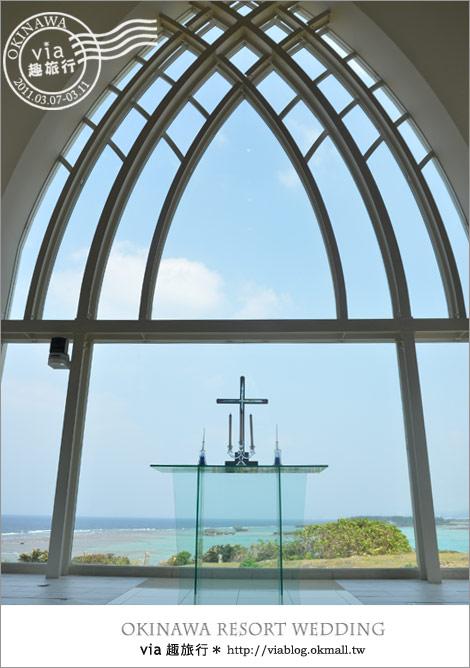 【沖繩教堂】沖繩美麗教堂之旅~Aquagrace、Aqualuce、Coralvita教堂12