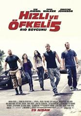 Hızlı ve Öfkeli 5: Rio Soygunu - Fast & Furious Five - Fast Five (2011)