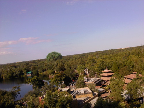Expedition Everest view