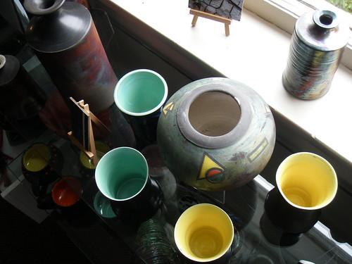 raku and ceramics