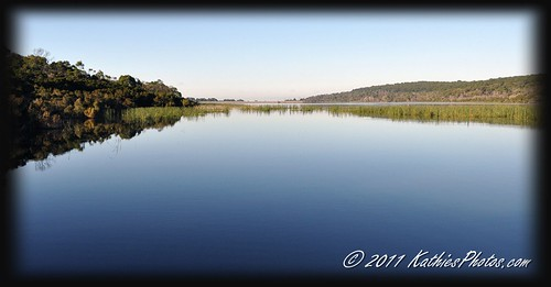 95-365 Lysterfield Lake in the early morning