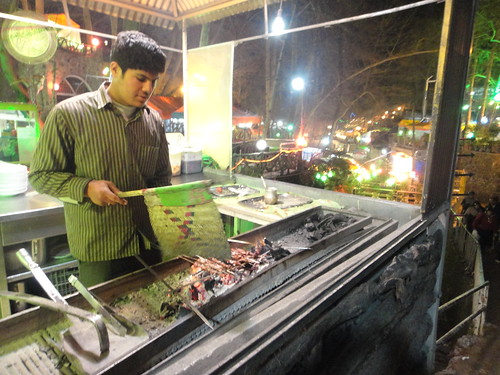 Street Food: Grilled Livers