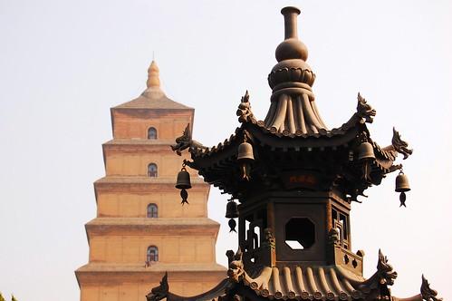 Pagoda del Ganso salvaje