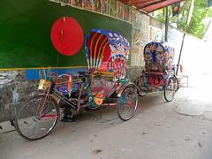 Dhaka (Sgrk) Tags: dhaka bangladesh cyclerickshaw rickshawart