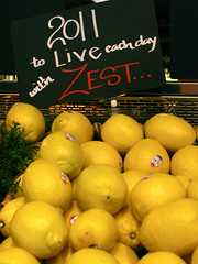 live each day with zest.