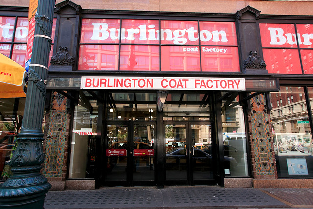 Burlington Coat Factor, NY