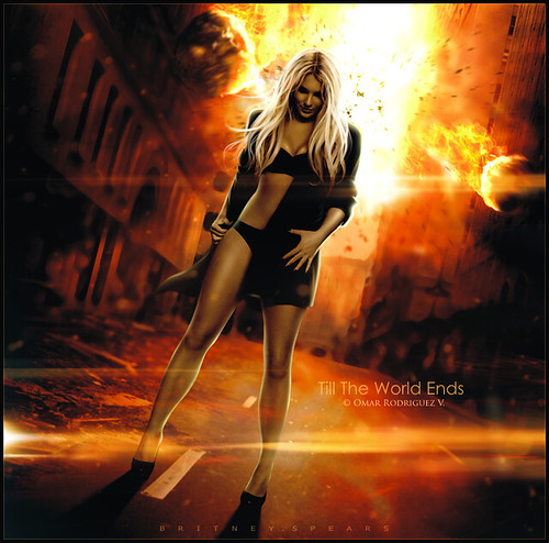 [ Till The World Ends ] Britney Spears - Femme Fatale by © Omar Rodriguez V.