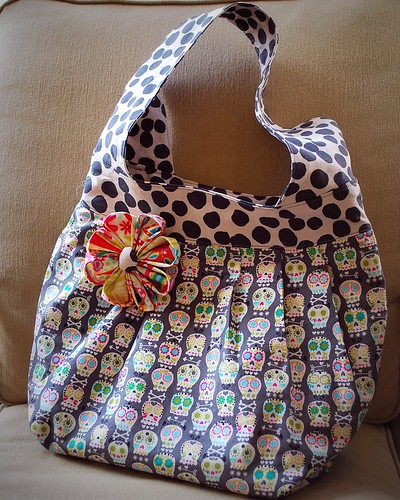 Finished bag for Jac