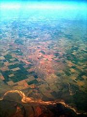 Over Texas (Ron Gunzburger) Tags: aerial fields farms airborne