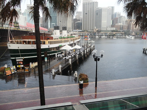 Hurricane's Grill and Bar View Darling Harbour