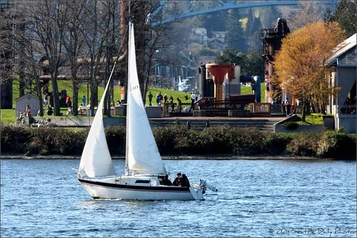 Spring Sail