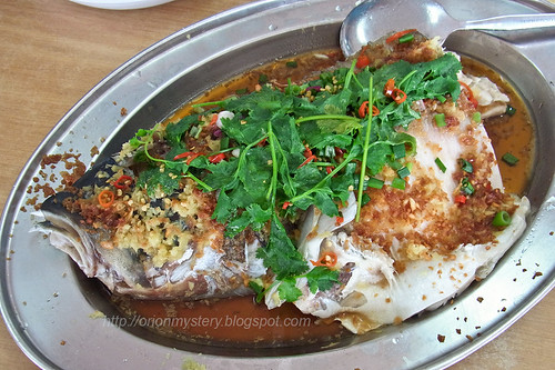 steamed fish head in soy sauce RIMG0834 copy
