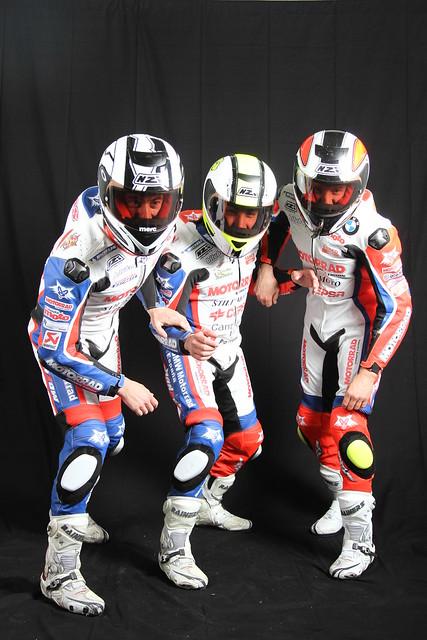Team Motorrad BMW 2011 Cev Buckler