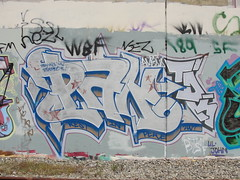 PAK (Lurk Daily) Tags: graffiti oakland bay rip dream east pak tdk