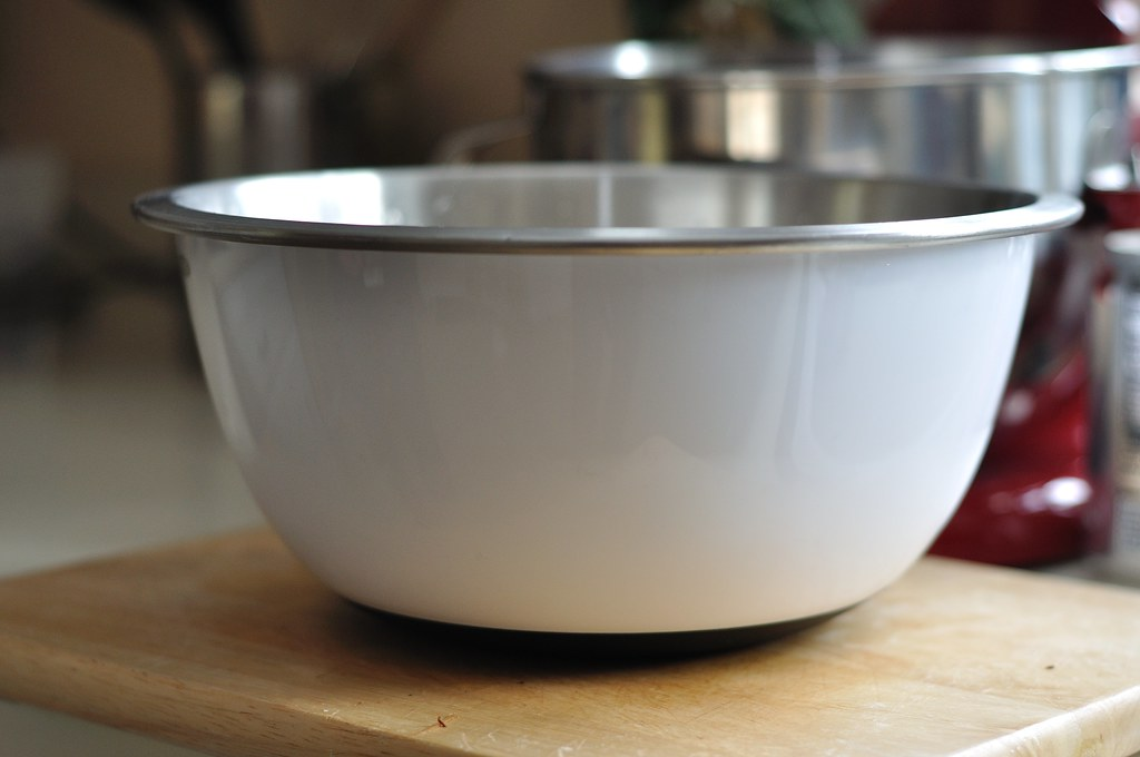 Our New Bowl