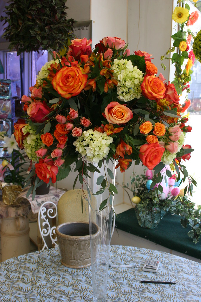 Wedding Flowers for Copley